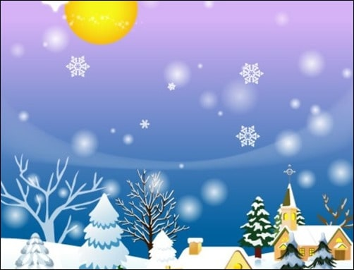 Free-Vector-Snow-Tree