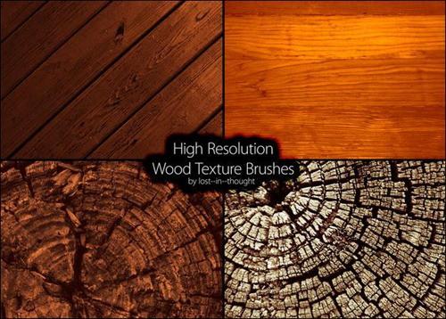 Hi-Res-Wood-Brush-Set