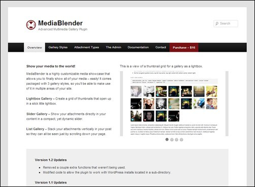 MediaBlender-wordpress-sliders