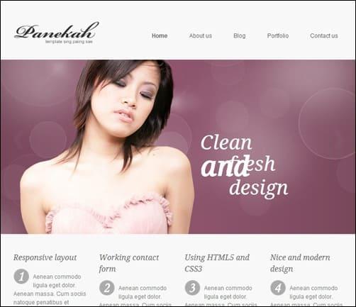 Panekah-drupal-7-themes