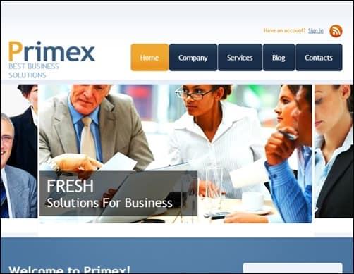 Primex-drupal-7-themes