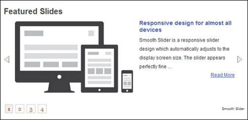 Smooth-Slider jQuery carousel plugin