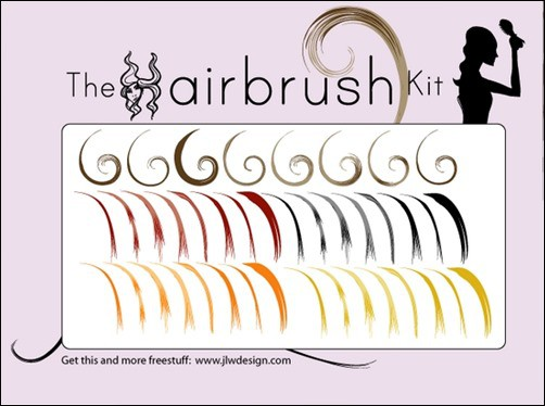 The-Hairbrush-Kit-illustrator-brush
