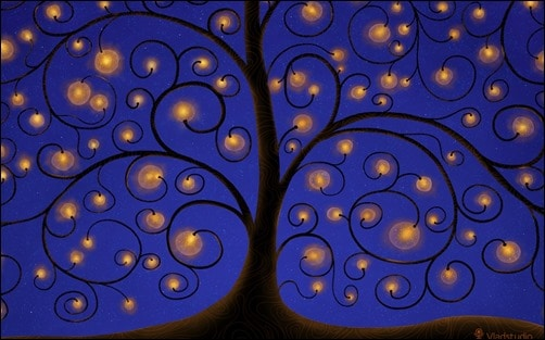 The-Tree-of-Lights-(Gold)