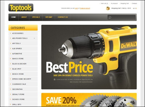 Top-Tools-opencart-templates