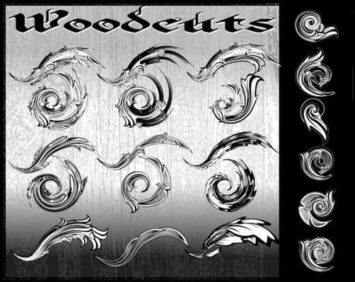 WOODCUTS-AI-Flourish-Pack-illustrator-brush