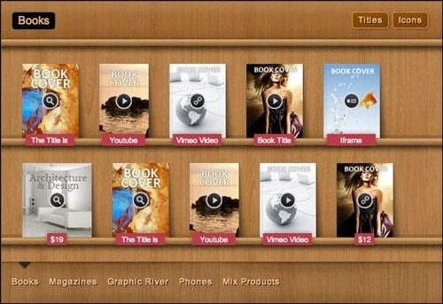 bookshelf-sliderInspiring jQuery Image Slider Roundup