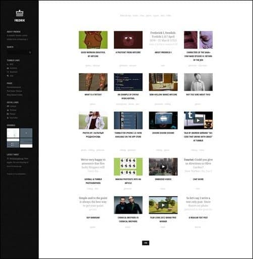 fredrik best tumblr themes
