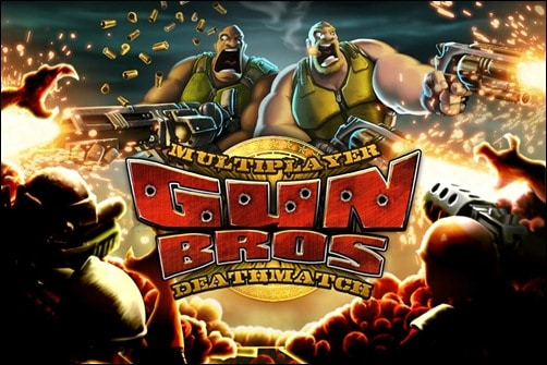 guns bros best multiplayer iphone games