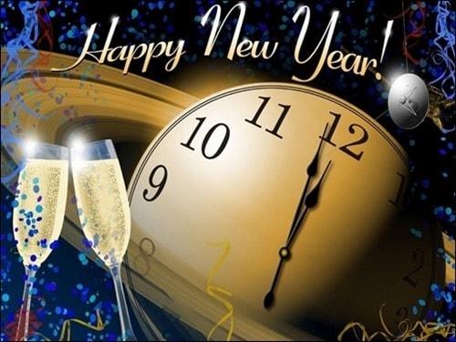 New Years wallpaper