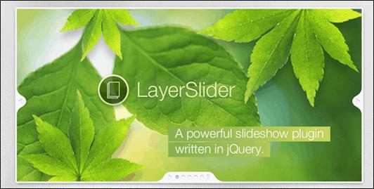 WordPress Gallery Plugins Layerslide