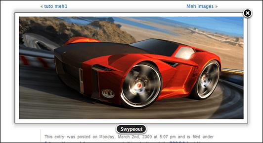 WordPress Gallery Plugins FancyBox