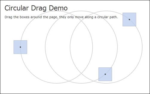 jquery-event jQuery Drag And Drop