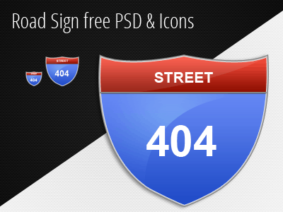 Road Sign Free Icons