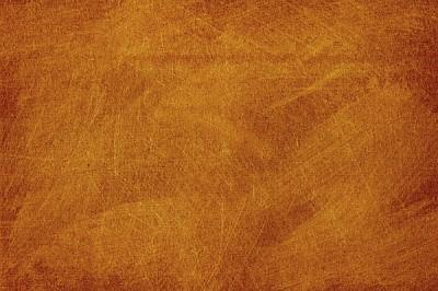 Scratched Orange Background