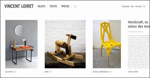 vincent-loiret-clean-and-simple-website-design