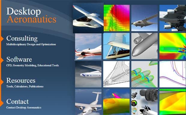 Desktop Aeronautics