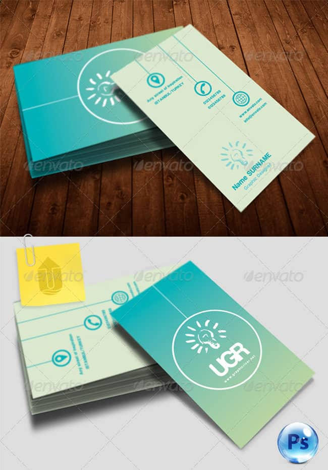 Creative Business Card 224