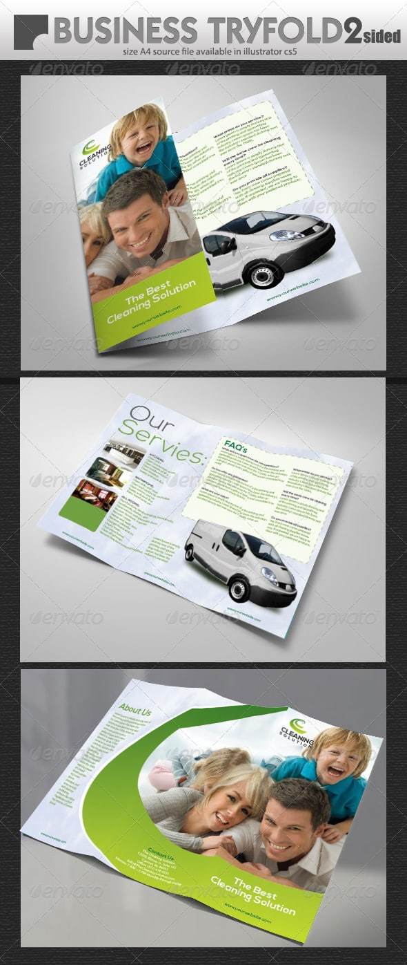 Cleaning Brochure