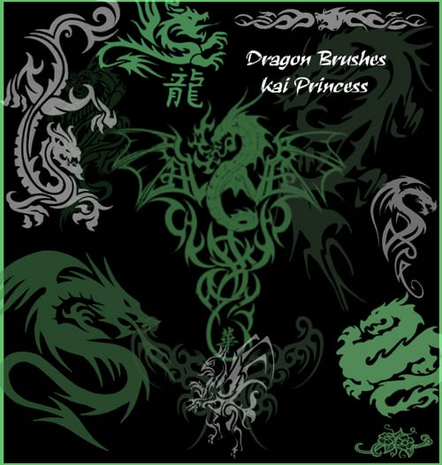 Dragon_Brushes_by_KaiPrincess