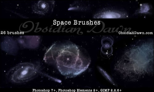 Space_Photoshop_Brushes_by_redheadstock