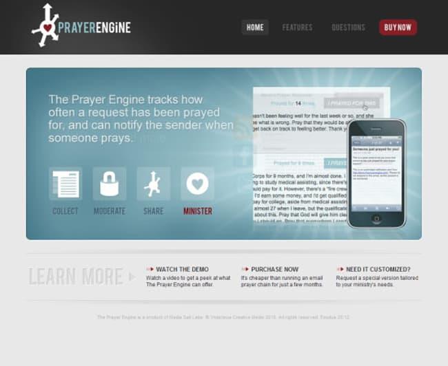Prayer Engine