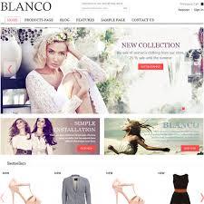 Blanco ecommerce theme