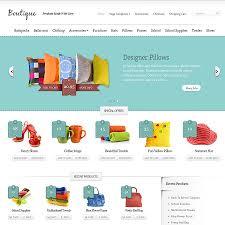 Boutique wordpress theme