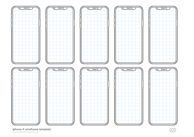 Iphone-template_wireframes